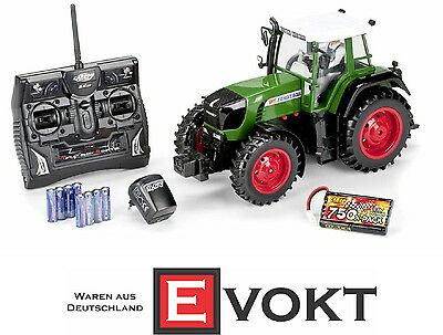 Carson 1/14 Tractor Fendt Vario Tms 100% Rtr 2,4Ghz + Light + Sound
