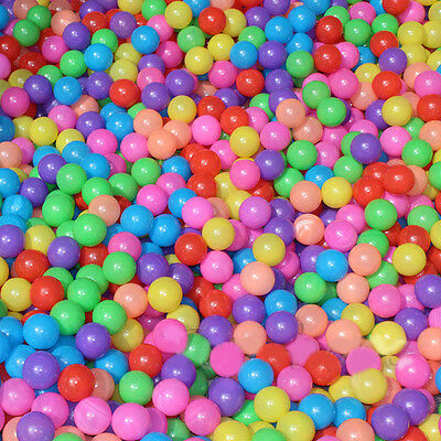 Colorful Outdoor Kids Ocean Ball Pit Pool Game Play Indoor Kids Toy 10/20/50Pcs