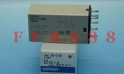NEW IN BOX H3Y2AC20023060S OMRON H3Y-2-AC200//230-60S