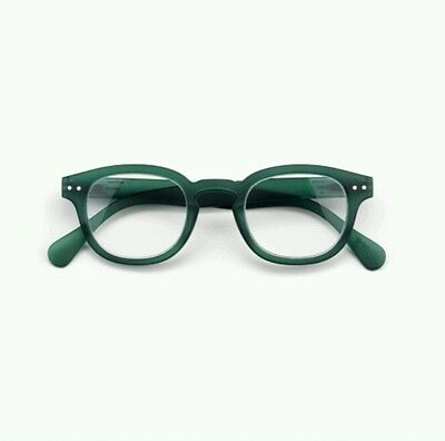 .* See Concept #C Green Crystal Soft Fashion  Reading Glasses (+1) New