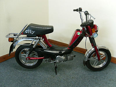 Puch City 50. 1981. In Original Condition. Not A Restored Mock Up!