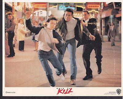 Steven Seagal Branscombe Richmond Hard to Kill 1990 original movie photo 26443