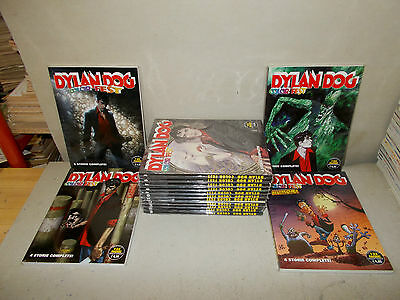 Dylan Dog Color Fest 1-2-3-4-5-6-7-8-9-10-11-12-13-14-15-16Vendita 4,50 Euro Cad