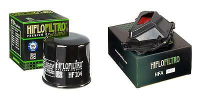 HIFLO FILTRO Oil and Air Filter Kit for YAMAHA YZF-R6 13S1,13SB 08-09