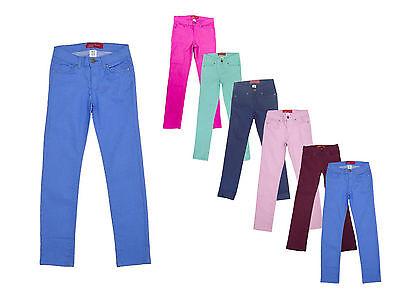 New Ex Zara Girls Kids Skinny Denim Jeans 2-10 Years