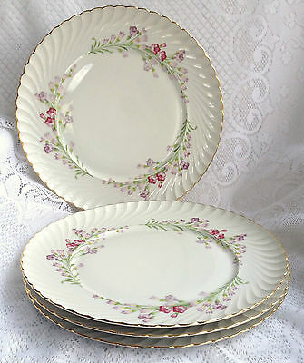 Royal Bayreuth 'West Wind' Dinner Plate ' Germany US Zone' 3 available (316)