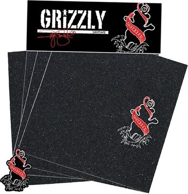 Grizzly Grip Squares Sheckler Inked Pack