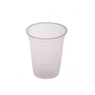 Clear PP Plastic Cold Drinking Cups1000pc - 425ML 15OZ bulk new disposable Glass