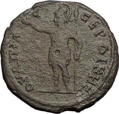 CARACALLA 198AD Serdica Thrace Large Ancient Roman Coin ARES MARS War God i57527