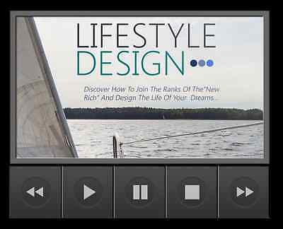 How To Join The Ranks Of The New Rich And Design The Life Of Your Dreams- eBook
