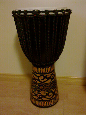 Djembe Tribal Drum 50cm Hand Drumming