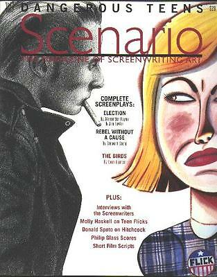 Scenario: The Magazine of Screenwriting Art