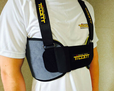 Tillett P1 Rib Protection System X-Large XL UK KART STORE