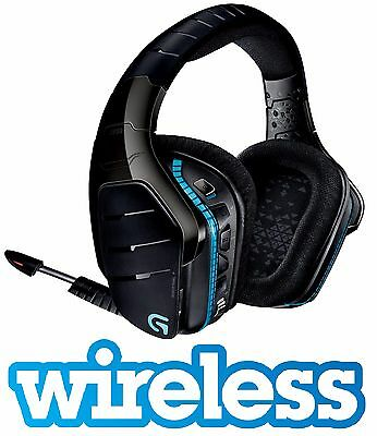 Logitech G933 Artemis Spectrum 7.1 Wireless Gaming Headset Headphones Ps4 Xbox