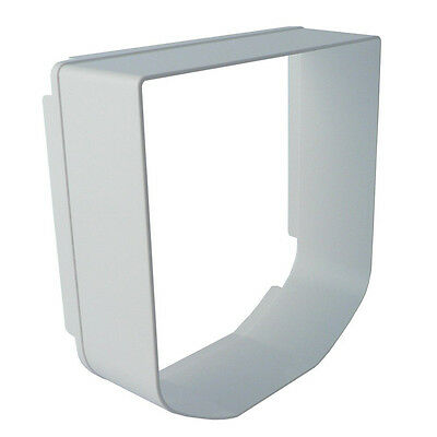 SureFlap Microchip Cat Flap Tunnel Extender in White - SAME DAY DISPATCH