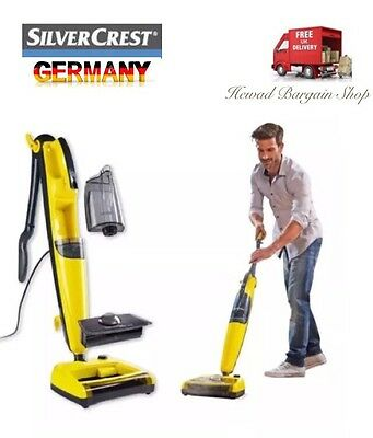 Steam Mop 2 in 1 With Additional Suction Function 1500W