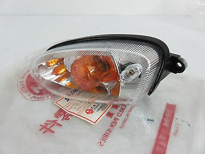 OEM SYM Euro MX 125 Front Left Turn Signal Lamp Indicator Assy PN 33450-H3A-600