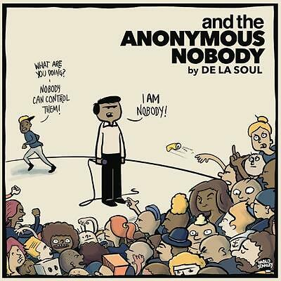 De La Soul And The Anonymous Nobody Cd New