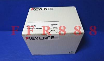New Keyence Kv-7500