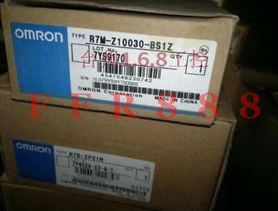 New Omron R7D-Zp01H+R7M-Z10030-Bs1Z