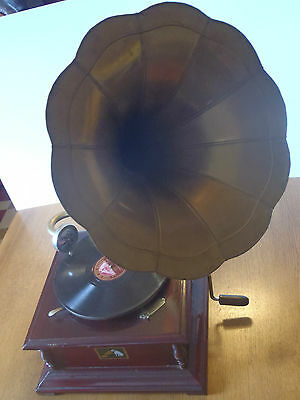 Reproduction Gramophone His Master Voice