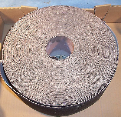 CARBORUNDUM Fastcut Resin Cloth Silicon Carbide 36 Grit X875F Abrasive Sandpaper