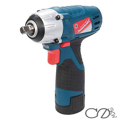 Silverline Silverstorm 10.8V Impact Wrench Lithium ion battery 90nm
