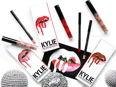 Kylie Jenner Cosmetics - MATTE LIP KITS (9 COLORS)