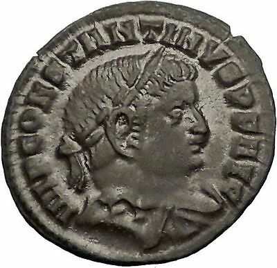Constantine I the Great  313AD Ancient Roman Coin  Sol  Sun i57502