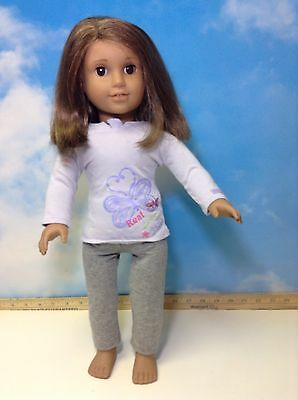 American Girl /Pleasant Company Doll #28 Brown Hair & Eyes (2)