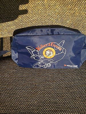 Wallace and Grommit Vintage VTG Fanny Pack Blue 80s 1989 Mint Condition!