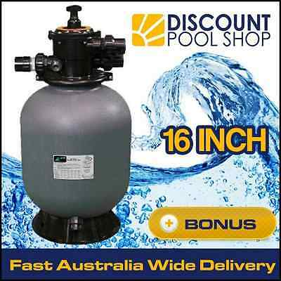 "16"" Swimming Pool Filter - 16 INCH Sand Filter For Small Pools"