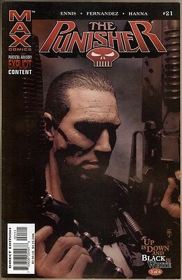 Punisher (Vol. 4) #21 - VF+
