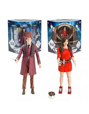 BBC Doctor Who The Impossible Set The Eleventh Doctor And Oswin Oswald Figures