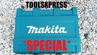 Makita Case For Drill + Impact Driver+4x Bats + Charger - CASE ONLY *SPECIAL*