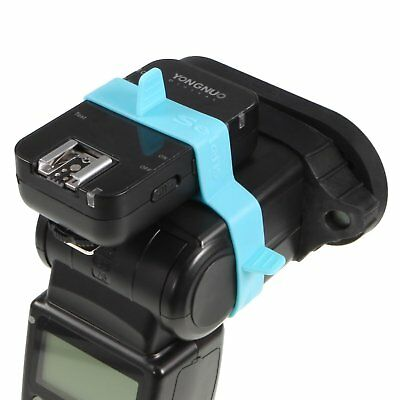Selens Universal Rubber Band for On-Camera Flash Speedlite Trigger Receiver New