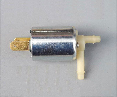 Solenoid Valve Electric water valve Leak valve exhaust valve Normally closed 12V