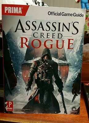 Assassin's Creed Rogue (NEW ) Official  PRIMA STRATEGY GUIDE - FAST POST