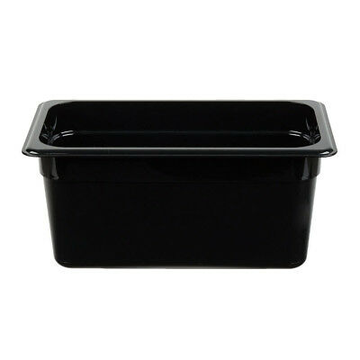 "Cambro (36CW135) - 5.6 qt 1/3rd-Size Food Pan - Camwear®, 6"" Deep, Clear"