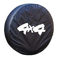 Universal 4X4 17/18 inch Spare Wheel Cover