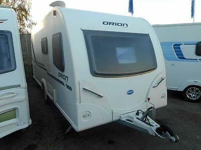 2012 Bailey Orion 430-4 - 4 Berth Touring Caravan with Fixed Bed