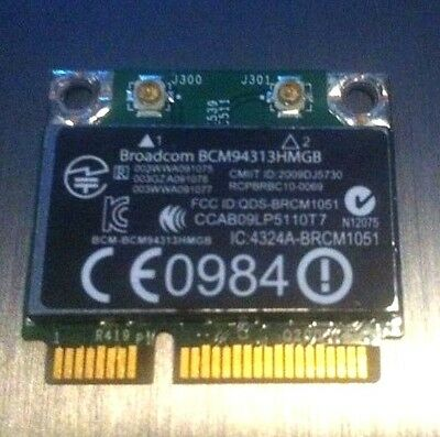 Broadcom  Mini PC  Bluetooth Wifi card hp 600370-001