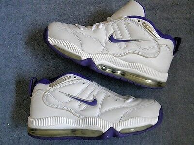266d187a784 Nike Air Total Aggress Force sz 11 OG Vintage 90s DS NEW PE Player Sample  RARE