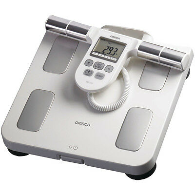 Omron HBF-510W Full Body Composition Monitor with Scale
