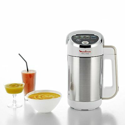 Blender Chauffant - Moulinex LM841110 Easy Soup - 1,2L - NEUF
