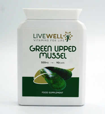 Green Lipped Mussel Extract - Joint Pain and Arthritis Relief for Humans & Dogs