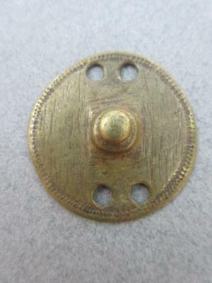 Old African Brass Pendant [65424]