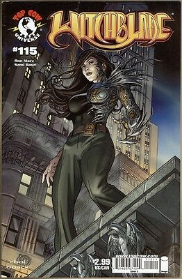 Witchblade #115 - VF-