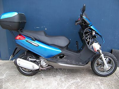 PIAGGIO X7 300 2009 WRECKING Rear Shocks Only