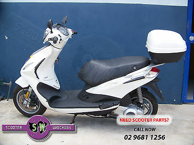Piaggio Fly 150Ie Seat New